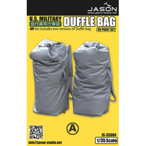 1/35 U.S. Military duffle bag