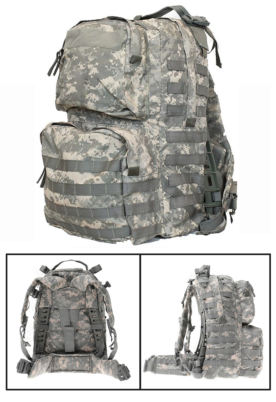 1/16 U.S. Military assault backpack(图3)